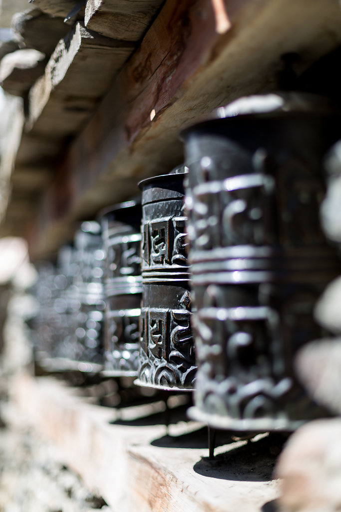 prayer wheel 2
